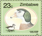 [Wild Ducks and Geese of Zimbabwe, type FF]