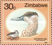 [Wild Ducks and Geese of Zimbabwe, type FG]