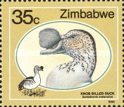 [Wild Ducks and Geese of Zimbabwe, type FH]