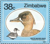 [Wild Ducks and Geese of Zimbabwe, type FI]