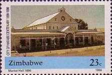 [The 100th Anniversary of the City of Harare, type HF]