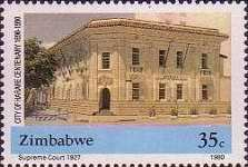 [The 100th Anniversary of the City of Harare, type HG]