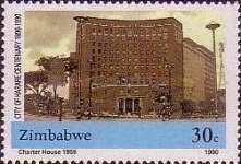 [The 100th Anniversary of the City of Harare, type HH]