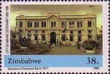 [The 100th Anniversary of the City of Harare, type HI]