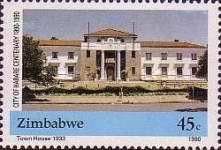 [The 100th Anniversary of the City of Harare, type HJ]