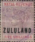 [Natal Stamps Overprinted