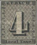 [Value Stamps - Red Vertical Lines, type A]