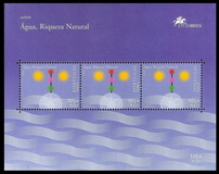 [EUROPA Stamps - Water, Treasure of Nature, type FO]